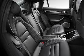 porsche family car new porsche panamera turbo topcar tuning has custom interior