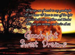 goodnight and sweet dreams wishes 365greetings