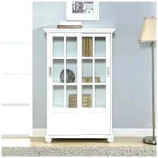 Cherry Bookcase With Glass Doors Cherry Bookcases With Glass Doors Solid Wood Bookcase With Glass
