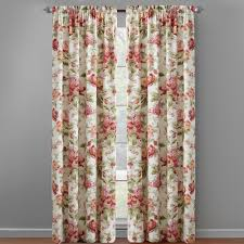 French Country Curtains Waverly by Waverly Kitchen Curtains And Valances Bathroom Valances Jcpenney
