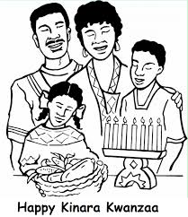 kwanzaa festival african dec january coloring page gif