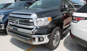 toyota tundra special editions toyota tundra 1794 special edition 2017 car for sale in manama