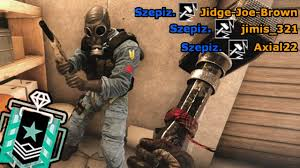 epic sledge plays rainbow six siege funny u0026 epic moments youtube