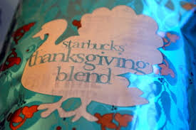 starbucks thanksgiving blend reviewed brewed daily