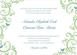 Free Wedding Samples By Mail Formal Wedding Invitation Letter To Boss Wedding Invitation Sample