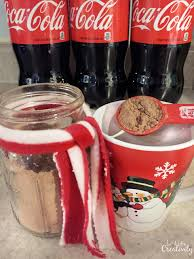 chocolate coca cola mug cake u0026 a christmas elf coke bottle craft