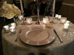 Dinner Table Decoration Table Decorations Anniversary Dinner Picture Of Offley Place