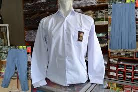 Seragam Sekolah Lengan Panjang konveksi rn konveksi baju seragam sekolah sma murah berkualitas di