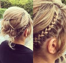 braid styles for thin hair 15 unique updos for thin hair