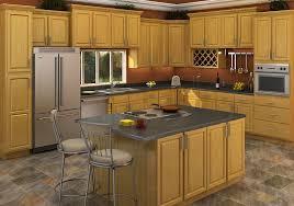 Shop Rta Cabinets 17 Oak Kitchen Cabinets Electrohome Info