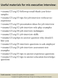 Executive Secretary Resume Sample by Mis Executive Resume Excel Contegri Com