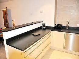 plan de travail cuisine granit noir granit pour plan de travail cuisine beautiful plan de travail with