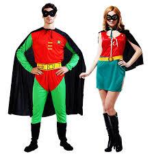Red Robin Halloween Costume Popular Mens U0026amp Women Halloween Costumes Buy Cheap Mens U0026amp Women