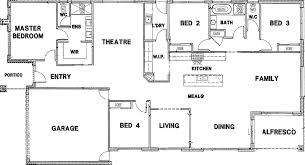 porter davis berkley 27 our altered house plan