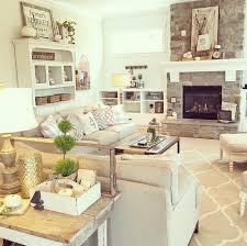 farmhouse livingroom 2016 farmhouse fall decorating ideas home bunch interior
