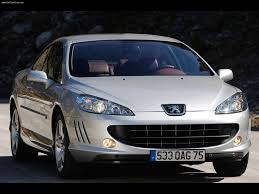 peugeot 407 coupe peugeot 407 coupe 2006 picture 8 of 31