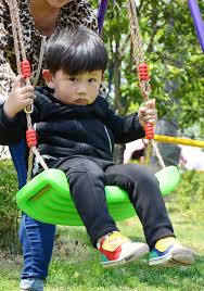 Childrens Swing Chair Baby Swing For Children Kids Swing Hanging Chair Plastic Swing