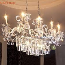 dining room crystal chandeliers in past decades crystal