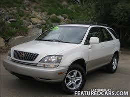 lexus rx 300 1999 1999 lexus rx 300 el cajon ca used cars for sale