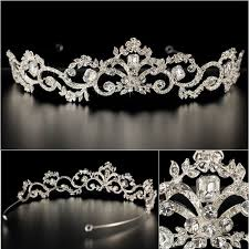 wedding tiara best 25 wedding tiara veil ideas on wedding hair with