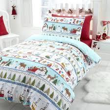 Duvet Covers Single Uk Gracie Christmas Bedding Set Christmas Duvet Covers Uk King Size