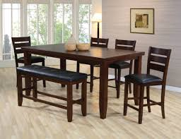 Bar Height Dining Room Sets Dining Room Bar Height Kitchen Table And Chairs Awesome Tall