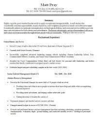 Executive Secretary Resume Sample by Secret Service Resume Template