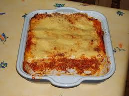 cuisine lasagne facile recette de lasagnes maison la recette facile