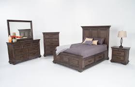 Upholstered Headboard King Bedroom Set Bobs Furniture Bedroom Sets Furniture Decoration Ideas