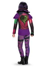 mal costume deluxe mal descendants costume costume mal from