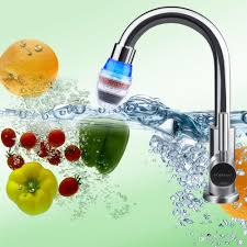 discount 2170d coconut carbon home kitchen faucet tap water clean