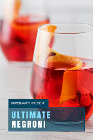 campari orange drink of the week the ultimate negroni