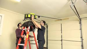 Overhead Door Wiki by Ryobi Garage Door Opener Installation Youtube