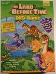 land virtual dvd game cartoon network tv series poster