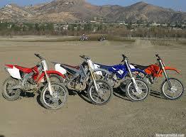 4 stroke motocross bikes 2003 450f mx shootout photos motorcycle usa