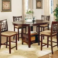 How Tall Are Kitchen Tables by Oval Kitchen U0026 Dining Tables You U0027ll Love Wayfair