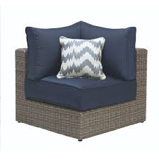 Outdoor Furniture Naples by Home Decorators Collection Naples All Weather Grey Wicker Patio