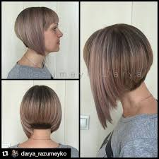 graduated bob with fringe hairstyles 22 chic a line bob hairstyles hairstyles weekly