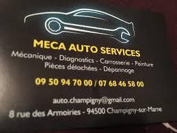 poids si e auto meca auto services garage 8 rue des armoiries 94500 chigny sur
