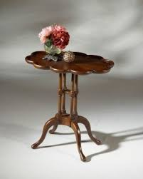 Oval Accent Table Cherry Wood Accent Table Foter