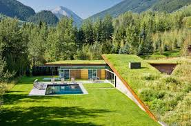 solar heating inhabitat green design innovation architecture green roofed colorado home is buried into the earth to save energy