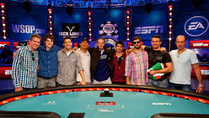 The 2012 Wsop Main Event Final Table Is Set Poker Casino Betting