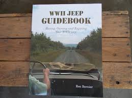 ww2 jeep augum parts ww2 jeep guidebook ren bernier isbn 0 9766533 1 1