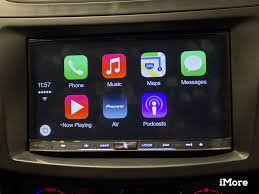 si es auto r lementation on with apple carplay from pioneer same great experience
