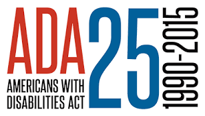 League For The Blind And Disabled Ada 25 Years Of Disability Civil Rights July 22 26 National