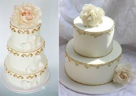 wedding cake designs wedding cake borders trims edging cake magazine