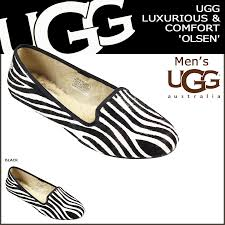 ugg womens alloway shoes zebra sugar shop rakuten global market alloway flat