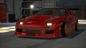 hoonigan rx7 twerk stallion assetto corsa meihan twerkstallion youtube