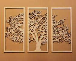 tree of wall 3d tree wood wall and wood walls