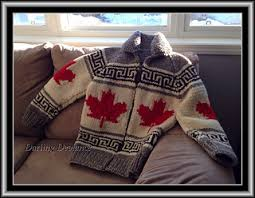 canada sweater ravelry oh canada sweater pattern by deviance